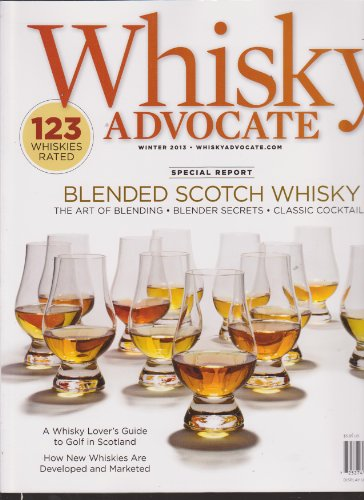 Whisky Advocate Magazine Winter 2013
