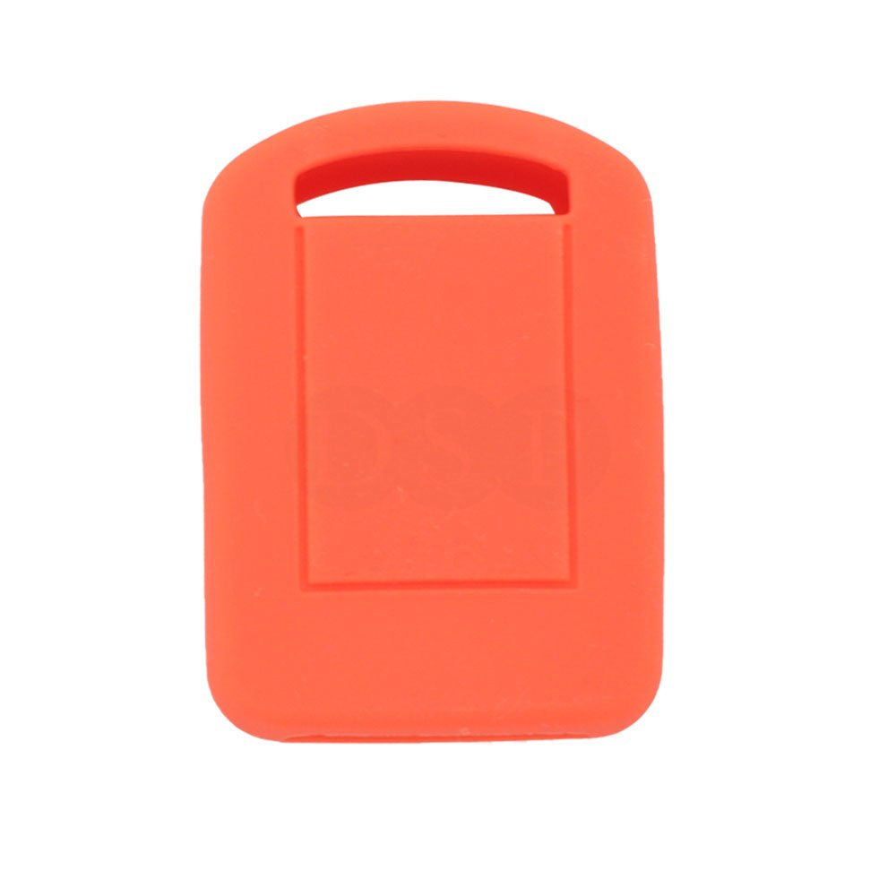 BROVACS Silicone Cover Protector Case Skin Jacket fit for OPEL VAUXHALL 2 Button Remote Key Fob CV9621 Pink