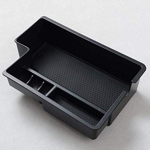 Qqsgbd Auto Aufbewahrungsbox Auto Mittelkonsole Armlehne Tray Container Box Fit For Mitsubishi Outlander Asx Auto Styling Zubehör Auto Aufbewahrungsbox Auto