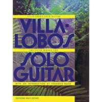 COLLECTED WORKS FOR GUITAR   CHOROS NO1/ETUDES/PRELUDES/  SUITE POPULAIRE BRESILIENNE