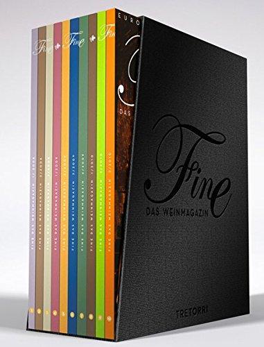 FINE Das Weinmagazin Ausgabe 1-10: im exklusiven Schuber zum Sammeln
