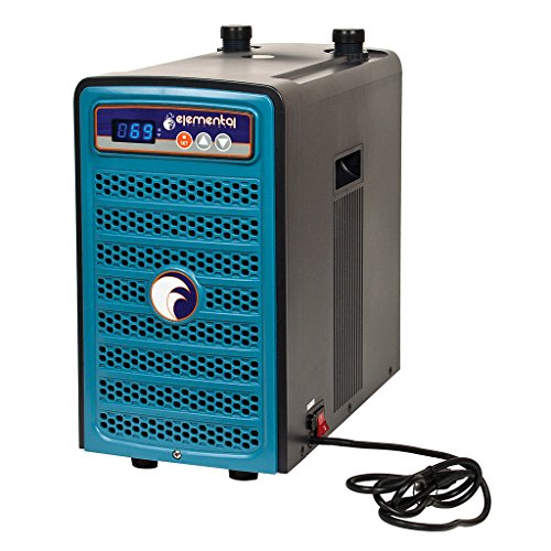 Elemental Solutions H2O Chiller, 1/10 HP - Elemental Water
