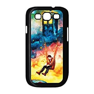 Customize Movie Doctor Who Police Box Back Case for Samsung Galaxy S3 I9300 JNS3-1481