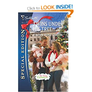 Twins Under His Tree (Silhouette Special Edition) Karen Rose Smith