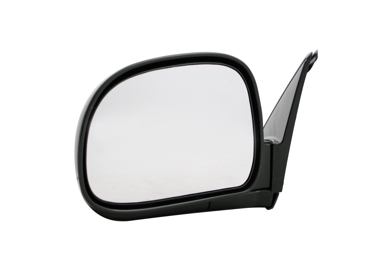 Pilot MI-028 Chevrolet S10 Blazer Black Manual Replacement Passenger Side Mirror