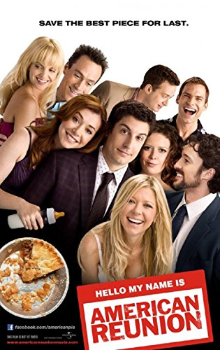 American Reunion 2012 D/S Advance Rolled Movie Poster 27x40
