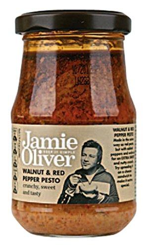 Jamie Oliver - Walnuss und Paprika Pesto Pastasauce - 190g