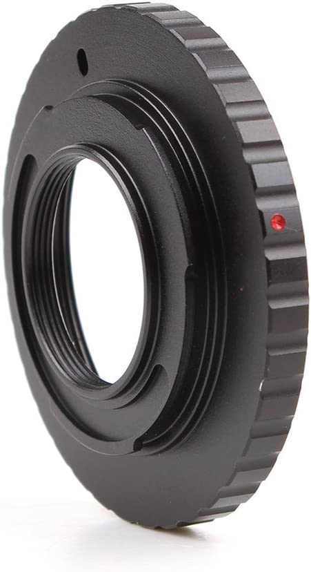 C Mount Movie Lens to Mirrorless Cameras Adapter Dual Purpose of Good Quality Value-5-Star M42