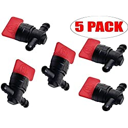 Oregon 07-406 (5 Pack) In-Line Fuel Shut-Off Valve