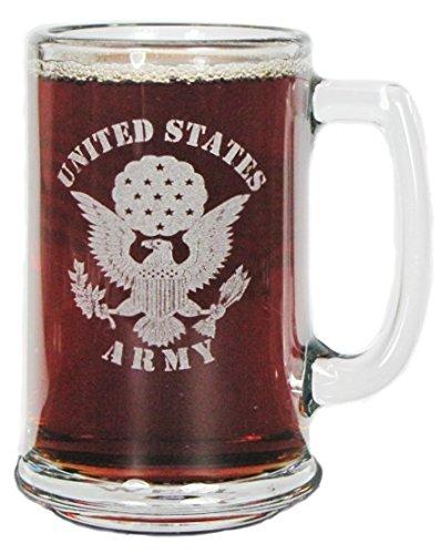(U.S. Army 15oz. Beer Mug with)