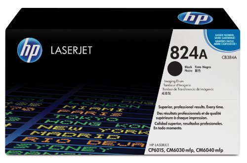 HP Laserjet 824A  Black Image Drum in Retail Packaging (CB384A), Office Central