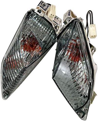 Rear Turn Signal Light Fit Suzuki GSXR600//750 2006-2007 GSXR1000 2005-2006 Clear