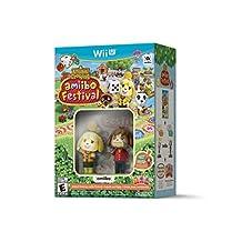 Animal Crossing Festival with Amiibo - Wii U - Standard Edition