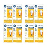 97494 Lighting 50/100/150-Watt, 3-Way Light Bulb, Soft White, 8-Pack