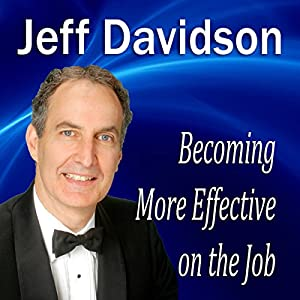 Becoming More Effective on the Job Audiobook