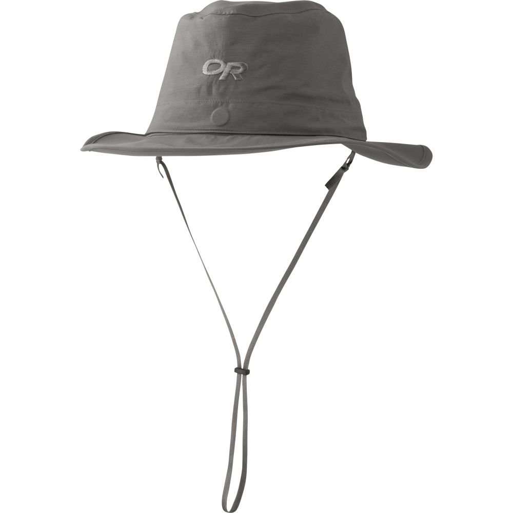 Outdoor Research Ghost Rain Hat, Charcoal, Medium by Outdoor Research