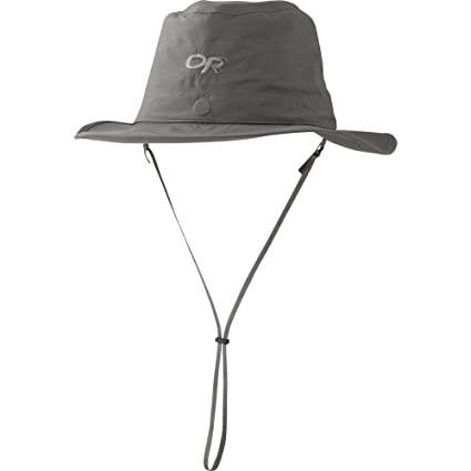 Amazon.com  Outdoor Research Ghost Rain Hat  Sports   Outdoors de54af36fc6