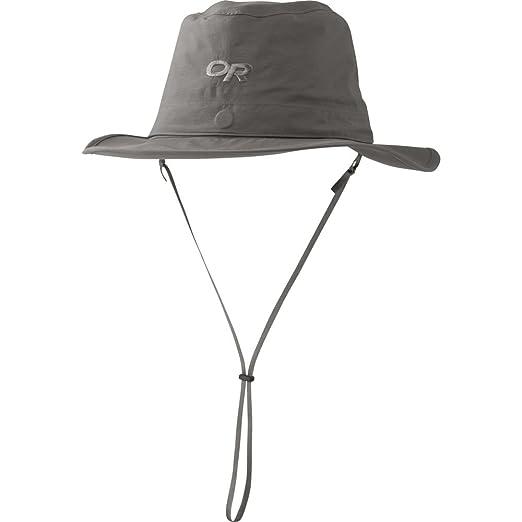 9afa118fec0e9 Amazon.com  Outdoor Research Ghost Rain Hat  Clothing