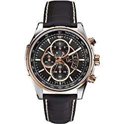 Gc Techno Class Mens Tachymeter Watch - X81007G2S