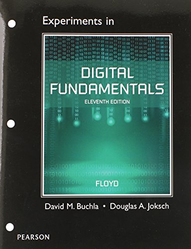 Lab Manual for Digital Fundamentals by Pearson
