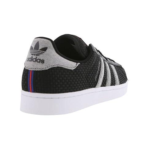 adidas Originals Superstar Riviera Mens Trainers Sneakers Shoes - CP9441 -  Black  Amazon.co.uk  Shoes   Bags ec58ccfc926