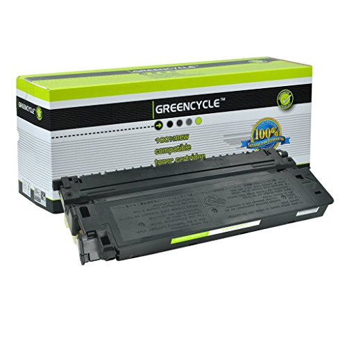 GREENCYCLE Compatible 1491A002AA Toner Cartridge Replacement for Canon E40/E20/E10/E16/E31 PC160 PC170 PC310 PC320 PC700 PC710 Printer (Black, 1PK) ()