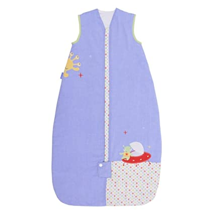 "GRO de Bag – Saco de dormir infantil""Little Aliens – 1,0"