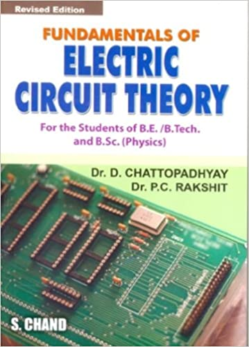 Fundamentals of Electric Circuit Theory: R S  Khurmi