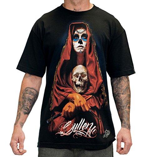 Sullen Men's Acuna Badge SS T Shirt Black