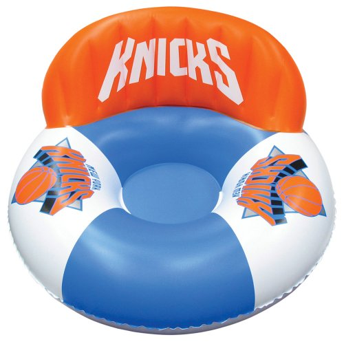 Poolmaster 88719 New York Knicks NBA Luxury Drifter - Sports New York Giants Inflatable