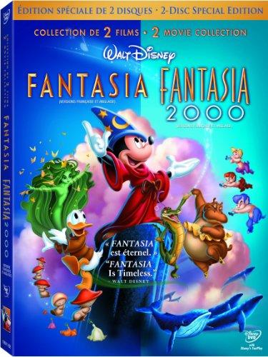 Fantasia/Fantasia 2000 by DIS