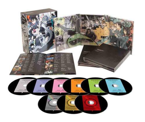 デュラララ!! BD-BOXの商品画像