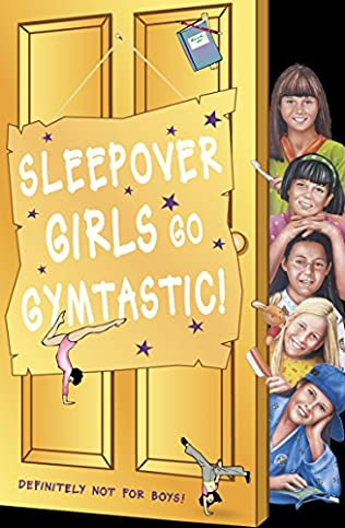 book cover of Sleepover Girls Go Gymtastic!