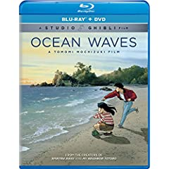 Ocean Waves arrives on Blu-ray Combo Pack and DVD on April 18 from Universal Pictures