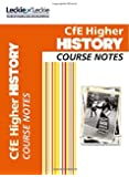CfE Higher History Course Notes (Course Notes)