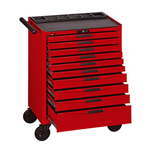 (Teng Tools 10 Drawer 8 Series Roller Cabinet - TCW810N)