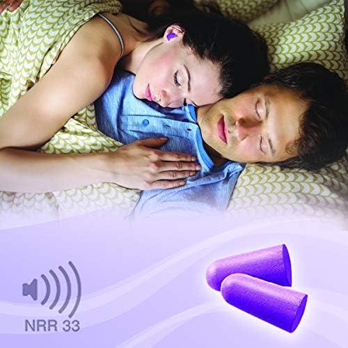 Moldex Gentle Foam Ear Plugs: 40 Pairs Earplugs