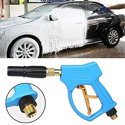 Pistola de espuma fija corta de alta presión for lavadora de ...