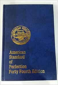 American Standard of Perfection Forty Fourth Edition