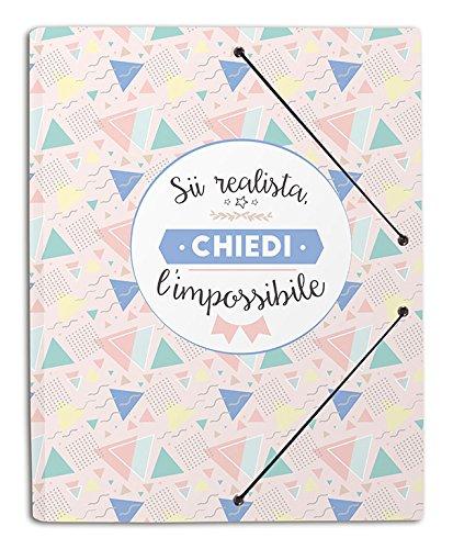 Grupo Erik Editores Carpeta Gomas A4 Polipropileno Amelie Ita: Amazon.es: Oficina y papelería