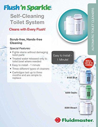 Bleach Tablets In Toilet Tank