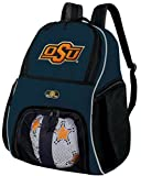 Broad Bay Oklahoma State Soccer Backpack OSU Cowboys Volleyball Ball Backpack