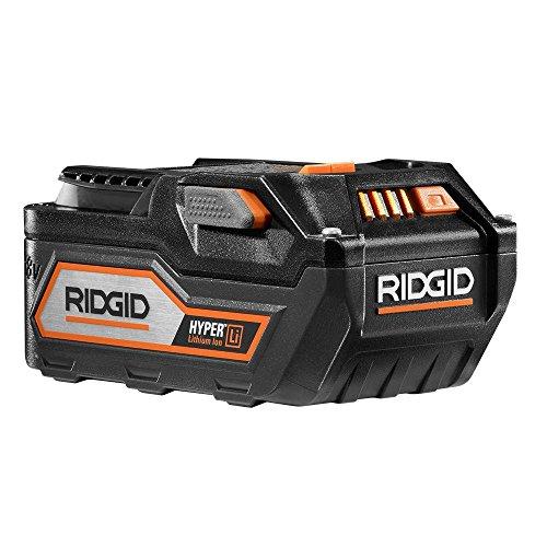 (RIDGID TOOL COMPANY GIDDS2-3554604 18V 5.0Ah High Capacity Hyper Lithium-Ion Battery)