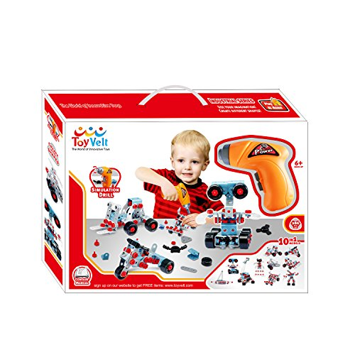 280 Pieces STEM Learning Take apart Educational ...