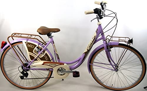 "CINZIA Oferta Regalo – Bicicleta "" decoville Lady de Mujer ..."