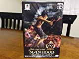 Banpresto One Piece Film Z Monkey D Luffy DXF Manhood Figure