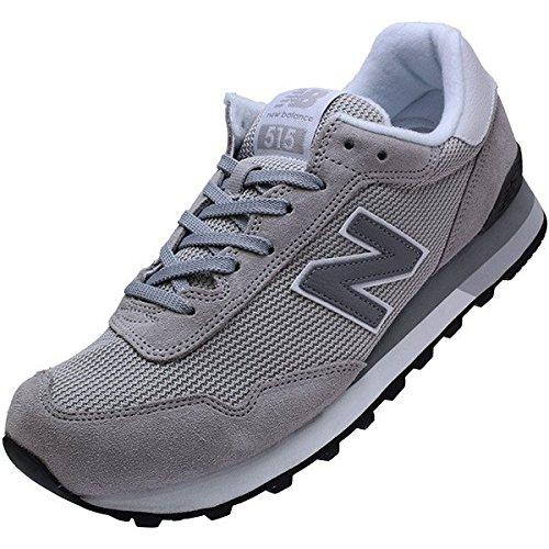 シンプルさくつろぎビート(New Balance) ニューバランス ML515 (00) OVERCAST スポーツカジュアルシューズ(ML515FTVD)