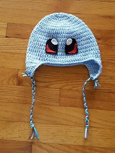 Squirtle Inspired Hat - Made to -