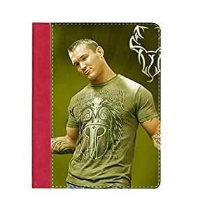 Design With Wwe Randy Orton For Ipad 2/3/4 Full Body Cover Clear Back Phone Covers For Teen Girls Choose Design 4