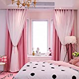 Best Norbi Curtains For Living Rooms - Norbi Blackout Curtains Romance Double-Deck Cloth Thermal Insulated Review